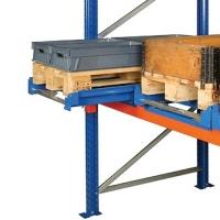 Vetotaso EURO-lavoille 1200x890/ 600 kg.