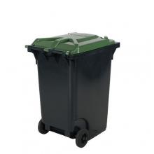 Jätesäiliö 360L, kansi vihreä