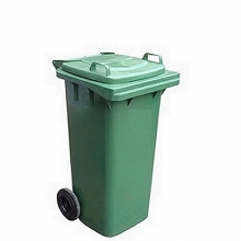 Jätesäiliö 240L vihreä