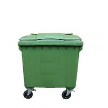 Jätesäiliö 770L vihreä