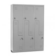 Z- peltikaappi 6-ovinen, 1820x1200x450, koottava